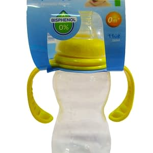 Twin Baby feeding bottle momeasy