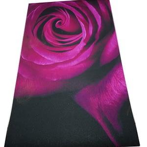 Doormat Black color 45x75 cm