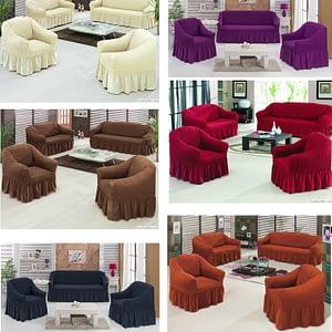 Sofa set cover