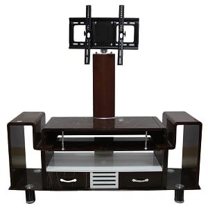 Tv rack brown