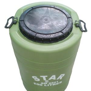 Water tank 100 L