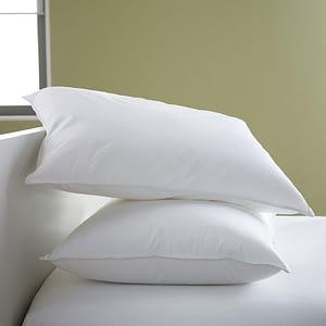 Fiber pillow case