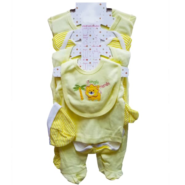 New born Baby cloth 8 pcs Age 0-3,0-6-0-9 months
