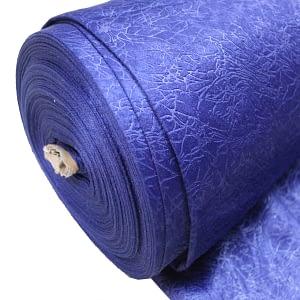 Curtain Heavy Color blue