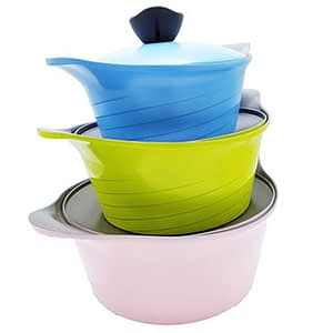 cookware 3 pcs