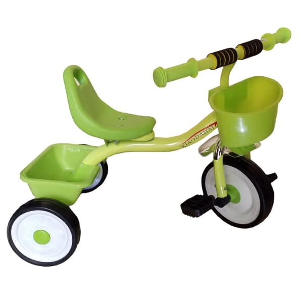 Tricycle with back carrier