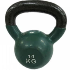Dumbell 10kg rubber for wacing