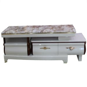 Tv stand top marble deign No:2400