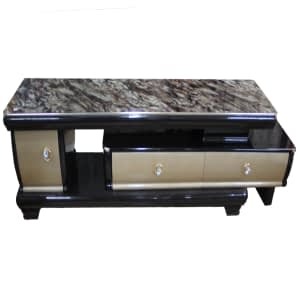 Tv stand top marble deign No:3030
