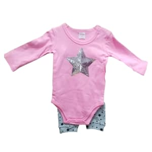 Baby girl Pajama 0-6 months