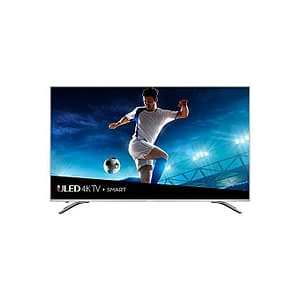 "Hisense 65A6103UW - 65"" - 4K UHD LED Smart TV - Grey"