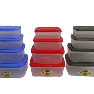 Ever Fresh Lunch Box 4pcs
