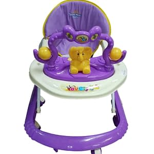 Baby walker elephant toy
