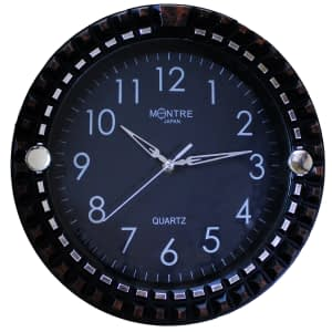 Wall clock Montre Quartz Round shaped