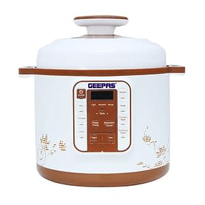Geepas Kitchen Appliance Pressure Cooker