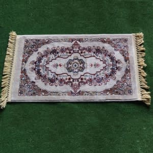 Doormat Royal silk 50 by 75 d