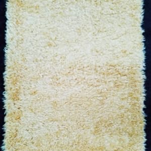 Rug dynamics.smooth size 60 by 90 cm