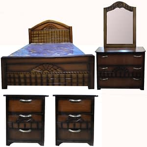 Bedroom Set consist of mirror unit and drawers