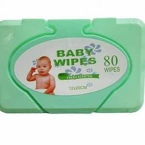 Baby wipes wish 80sheets by ab x5