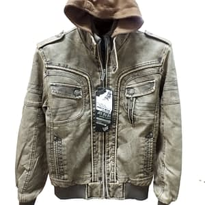 Kids cool Leather 4 year