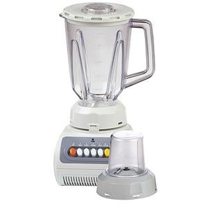 Blender, 1.5L, 450W, With Grinder, White