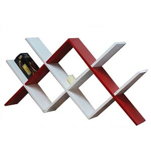 Shelf Spiky Design multi color